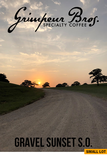 Gravel Sunset Single Origin Small Lot Coffee