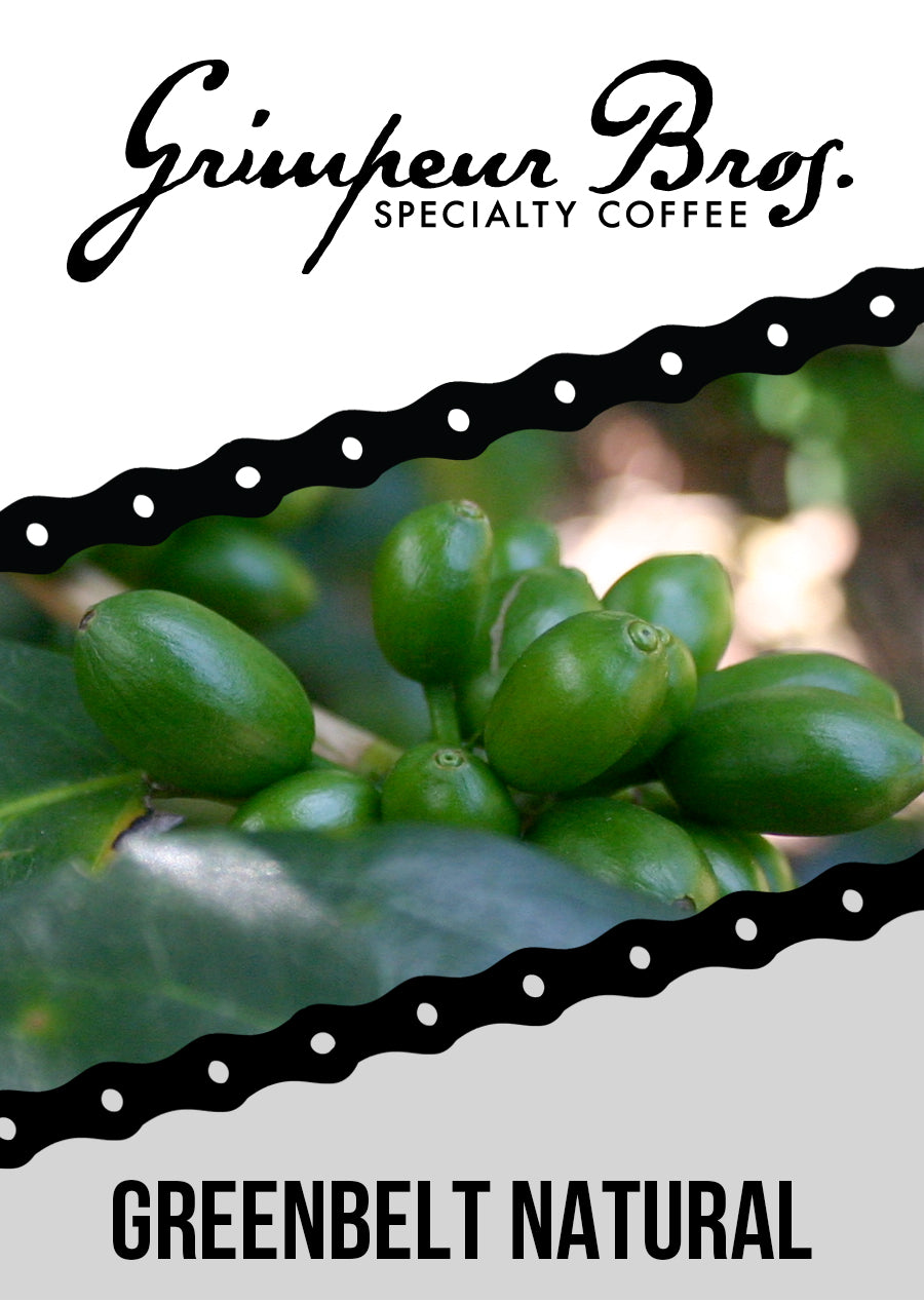 Greenbelt Natural Single Origin Coffee