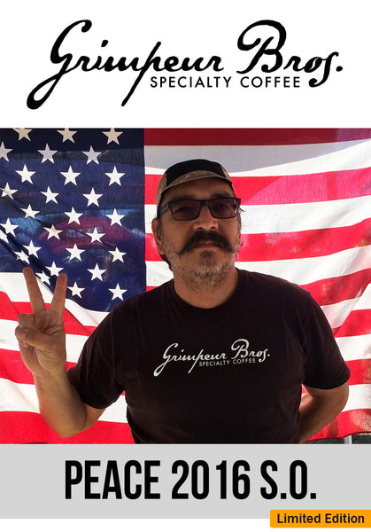 Peace 2016 Single Origin Limited Edition
