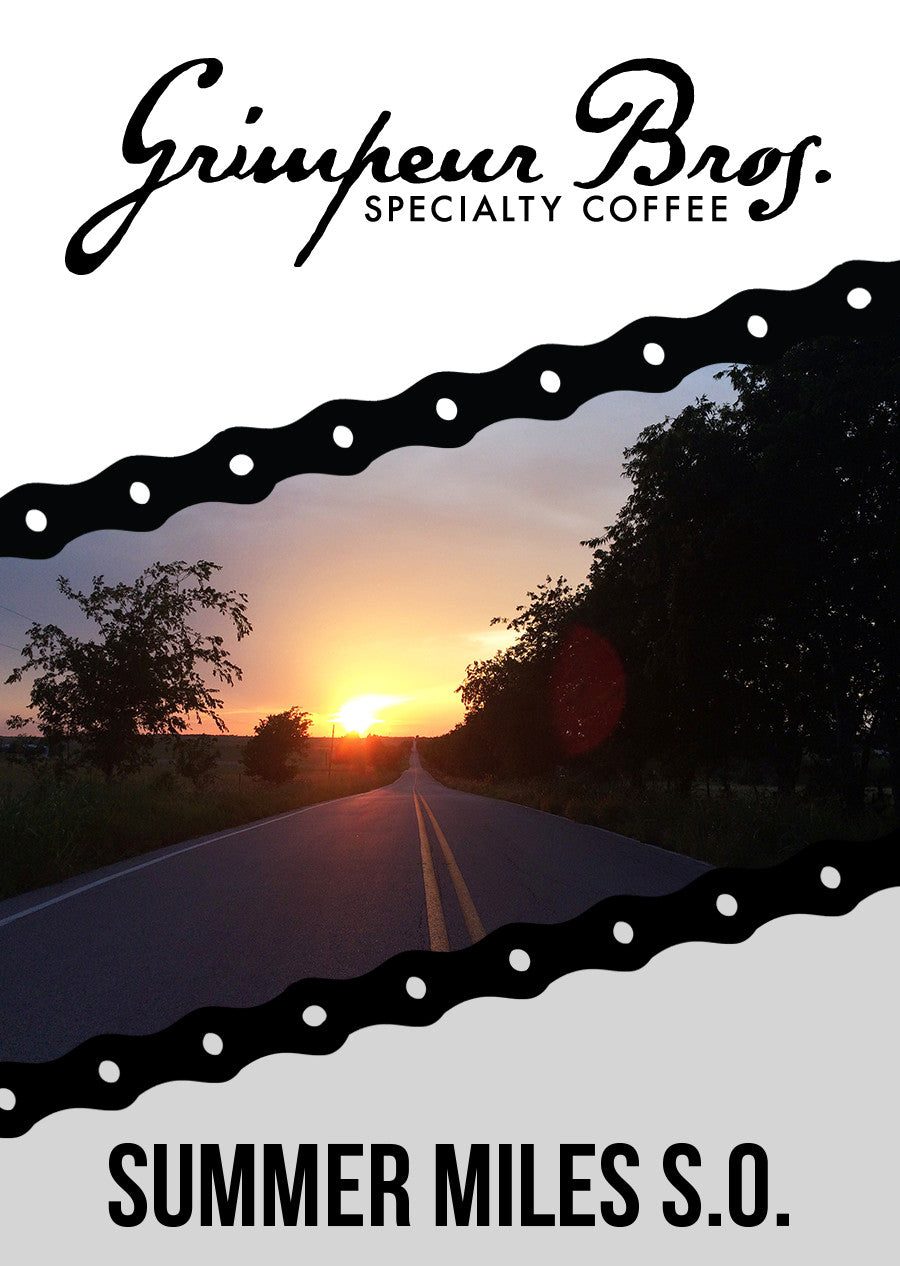 Summer Miles Single Origin Coffee