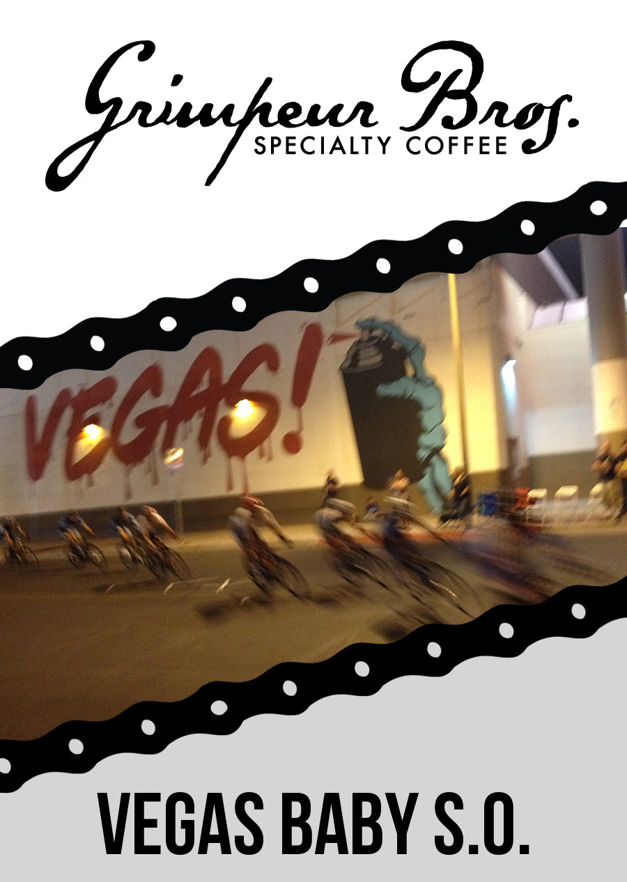 Vegas Baby Single Origin Coffee