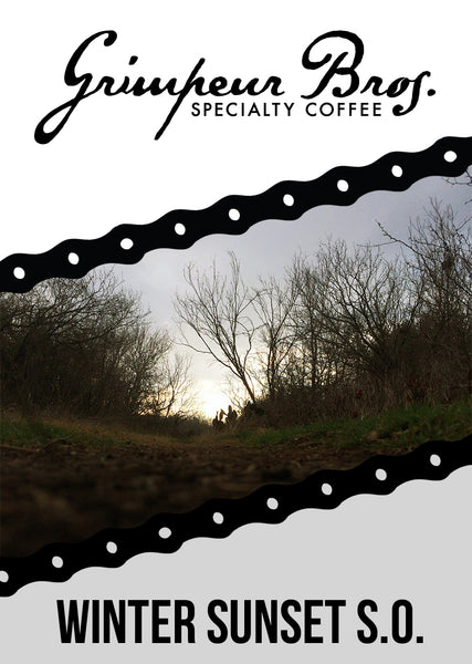 Winter Sunset Single Origin Coffee