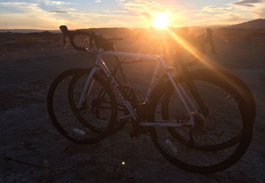 Grimpeur_Bros_Winter_Sunset_Natural_Coffee_Terra_Bikes