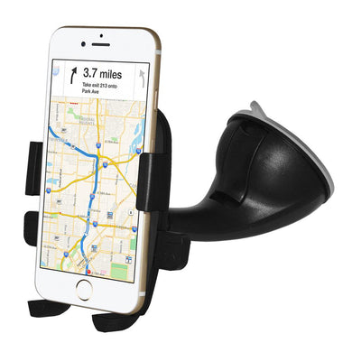 Universal Suction Cup Car Mount for Phone