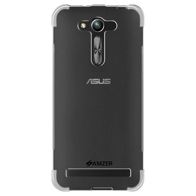AMZER Pudding Ultra Thin TPU X Protection Case for Asus Zenfone Go 4.5 ZB452KG