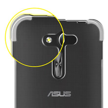 Load image into Gallery viewer, AMZER Pudding Ultra Thin TPU X Protection Shockproof Case for Asus Zenfone Go 4.5 ZB452KG - Clear