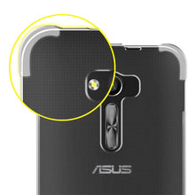 Load image into Gallery viewer, AMZER Pudding Ultra Thin TPU X Protection Shockproof Case for Asus Zenfone Go 5.5 ZB551KL - Clear