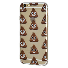 Load image into Gallery viewer, Ultra Thin TPU Skin Case Poop for iPhone 6+ 6s+ Plus