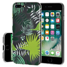 Load image into Gallery viewer, Ultra Thin Protective Cover Soft Gel Shockproof TPU Skin Case Botanical for iPhone 7 Plus - Clear