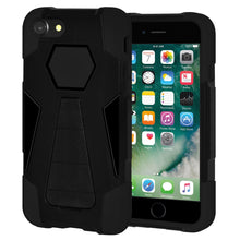 Load image into Gallery viewer, AMZER Dual Layer Shockproof Cover Hybrid KickStand Case for iPhone 7, iPhone SE 2020