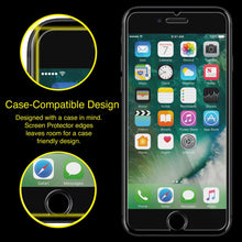 Load image into Gallery viewer, Anti-Scratch, Anti-Fingerprint Tempered Glass Screen Protector for iPhone 7, iPhone SE 2020 - Clear