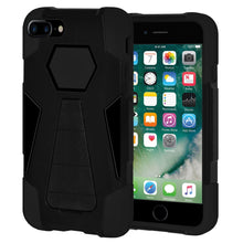 Load image into Gallery viewer, AMZER Dual Layer Shockproof Cover Hybrid KickStand Case for iPhone 7 Plus