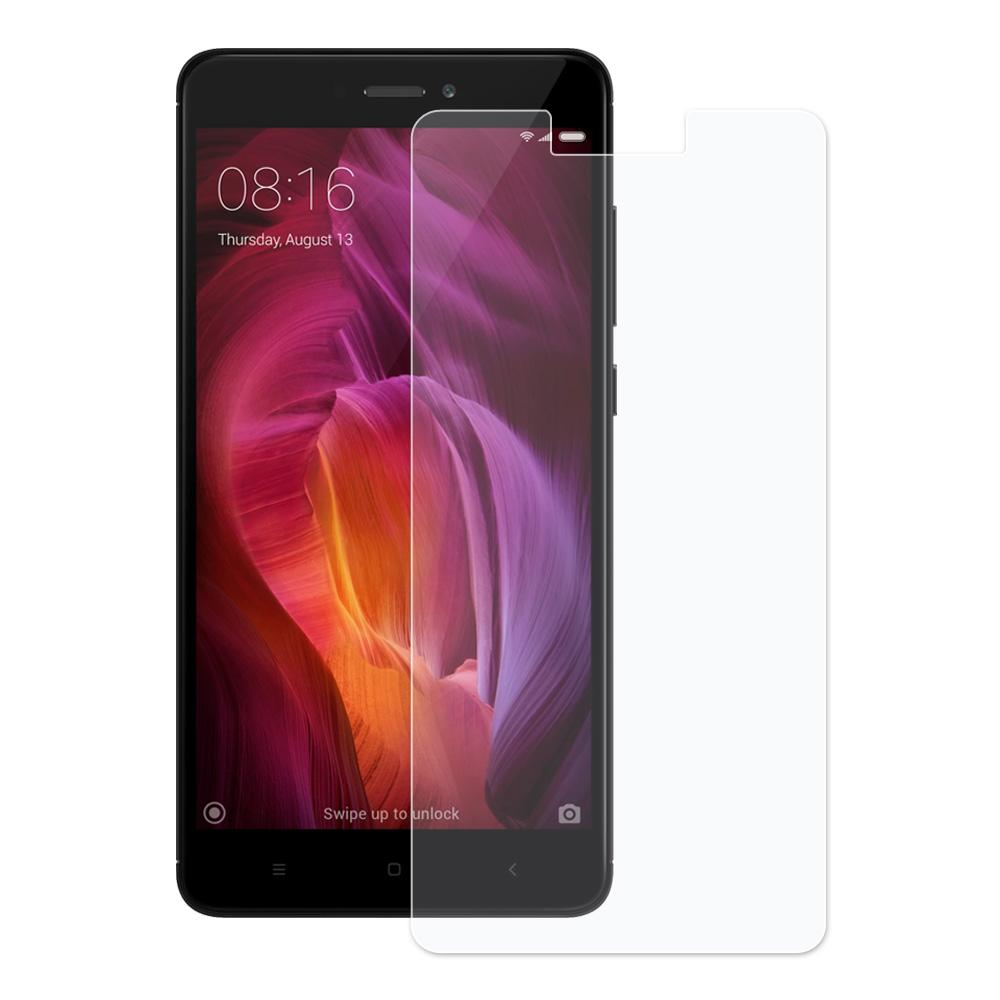 AMZER Kristal Anti-Scratch Tempered Glass HD Screen Protector for Xiaomi Redmi Note 4 - Clear