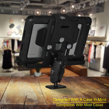 Load image into Gallery viewer, Amzer Universal Locking Tablet Mount