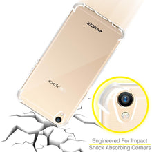 Load image into Gallery viewer, AMZER Pudding TPU X Protection Case - Crystal Clear for Oppo R9 Plus