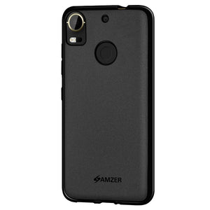 AMZER Pudding TPU Case for HTC Desire 10 Pro - Black