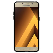 Load image into Gallery viewer, AMZER Pudding TPU Case - Black for Samsung Galaxy A3 2017