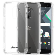 Load image into Gallery viewer, AMZER Pudding TPU X Protection Skin Case for BlackBerry DTEK60 - Clear