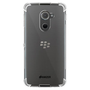 AMZER Pudding TPU X Protection Skin Case for BlackBerry DTEK60 - Clear