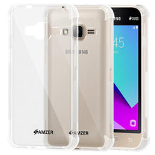 Load image into Gallery viewer, AMZER Pudding TPU X Protection Case Clear for Samsung GALAXY J1 Mini SM-J105B