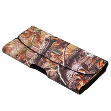 Load image into Gallery viewer, Horizontal PU Leather Camo Pouch Case for Otterbox Defender for iPhone 6