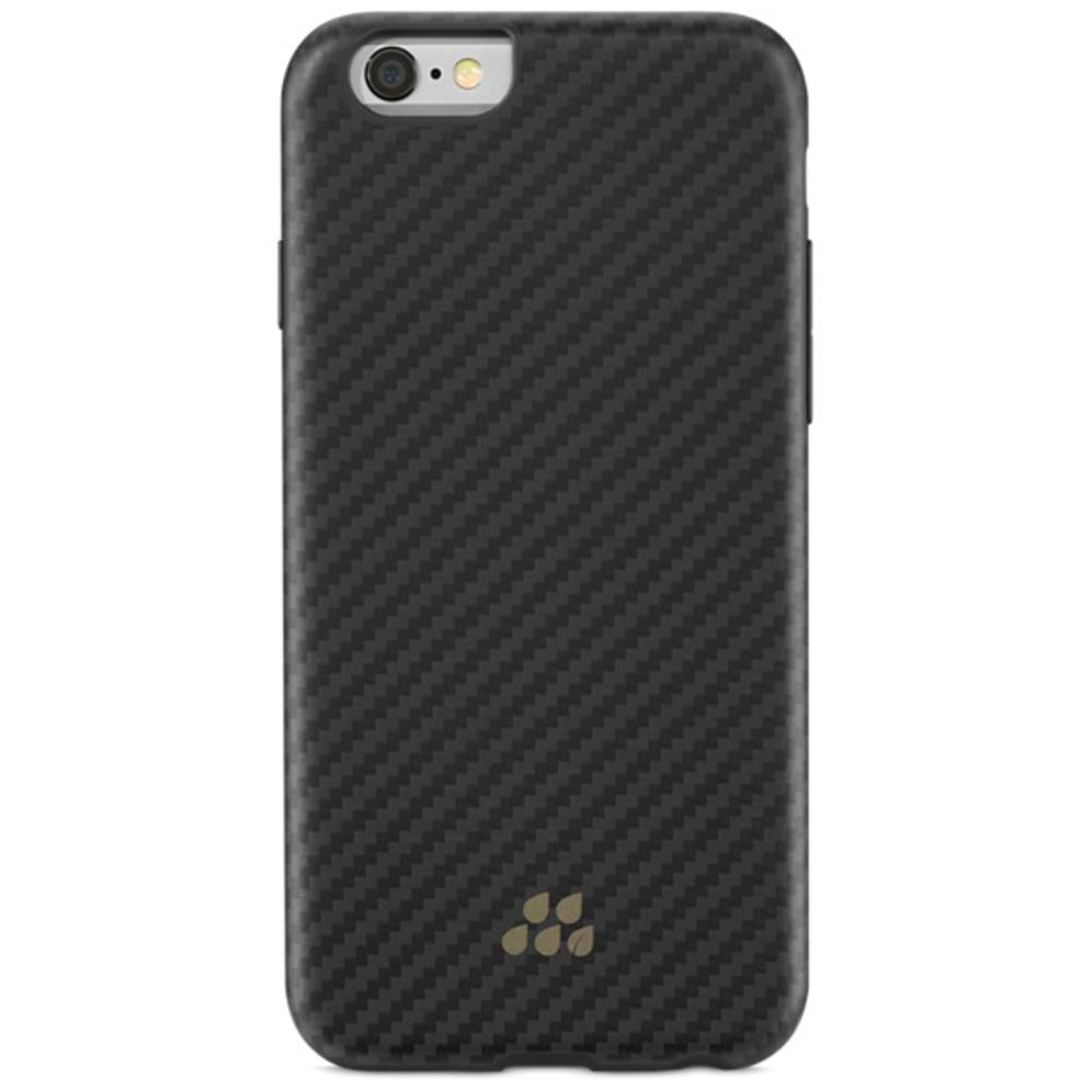 Evutec Karbon SI Snap On Case - Osprey S Black/Grey for iPhone 6