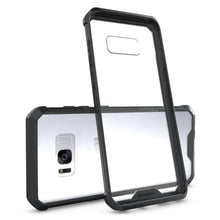 Load image into Gallery viewer, SlimGrip Shockproof Hybrid Case with Black Trim for Samsung Galaxy S8 Plus