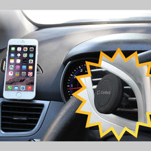 Load image into Gallery viewer, Cellet Extra Strength Magnetic (With Quick Snap Technology) Car Air Vent Smartphone Holder