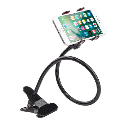 Lazy Bracket Flexible Long Arms Clip Smartphone Holder Mount
