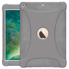 Load image into Gallery viewer, AMZER Shockproof Rugged Silicone Skin Jelly Case for Apple iPad 9.7