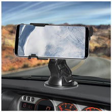 Load image into Gallery viewer, AMZER Suction Cup Mount for Windshield, Dash or Console for Samsung Galaxy S8 Plus