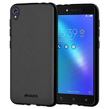 Load image into Gallery viewer, AMZER Pudding TPU Case - Black for Asus ZenFone Live ZB501KL