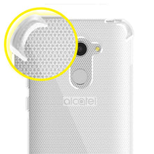 Load image into Gallery viewer, AMZER Pudding TPU X Protection Case - Crystal Clear for Alcatel A3