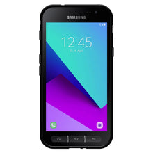 Load image into Gallery viewer, AMZER Pudding TPU Case - Black for Samsung Galaxy Xcover 4 SM-G390F