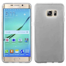 Load image into Gallery viewer, Frosted Matte TPU Case - Clear for Samsung GALAXY S7 Edge SM-G935F