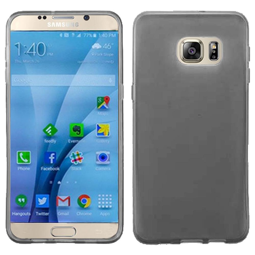 Frosted Matte TPU Case - Smoke for Samsung GALAXY S7 SM-G930F