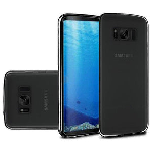 Solid TPU Case - Black for Samsung Galaxy S8