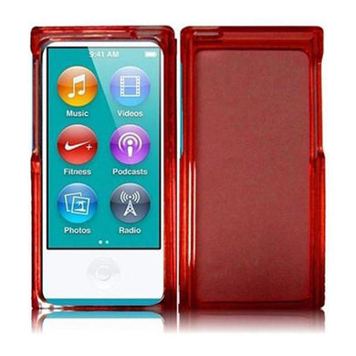 Protective TPU Skin fit Cover for iPod Nano 7th Gen