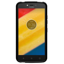 Load image into Gallery viewer, AMZER Pudding TPU Case - Black for Motorola Moto C Plus