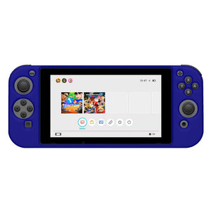 AMZER Shockproof Silicone Skin Jelly Case for Nintendo Switch