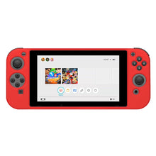 Load image into Gallery viewer, AMZER Shockproof Silicone Skin Jelly Case for Nintendo Switch