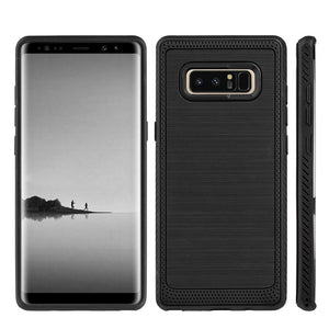 Protective Flexible TPU Case - Black for Samsung Galaxy Note8 SM-N950U