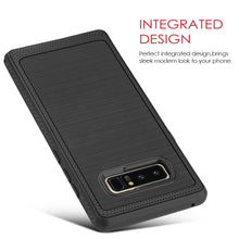 Load image into Gallery viewer, Protective Flexible TPU Case - Black for Samsung Galaxy Note8 SM-N950U
