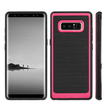 Load image into Gallery viewer, Protective Flexible TPU Case - Red for Samsung Galaxy Note8 SM-N950U