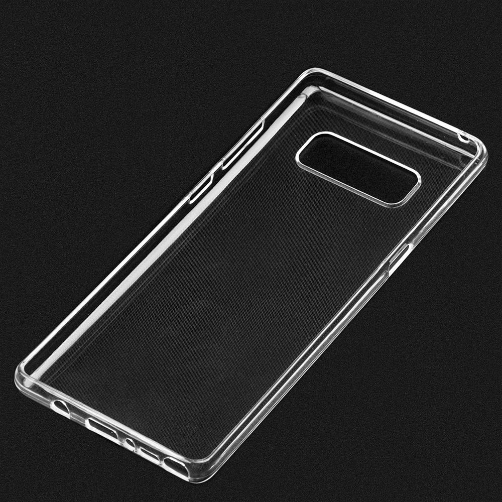 Protective TPU Case - Crystal Clear for Samsung Galaxy Note8 SM-N950U
