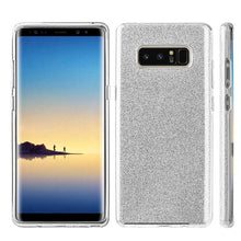 Load image into Gallery viewer, Starry Dazzle Luxury TPU Case - Silver for Samsung Galaxy Note8 SM-N950U