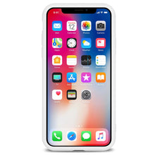 Load image into Gallery viewer, AMZER Bare Hands Hybrid Protection Case - White for iPhone X