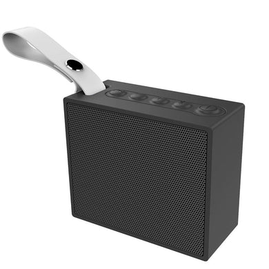 Portable IPX6 Waterproof Wireless Bluetooth 4.2 Speaker W/ 5W Driver Stereo Paring, Hands-Free Speak