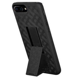 Kickstand Belt clip For iPhone 8 Plus