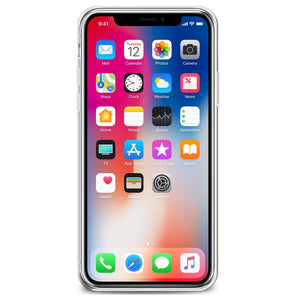 Ultra Thin Premium TPU Cover - Clear for iPhone X